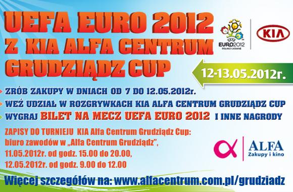 WYGRAJ BILET NA MECZ UEFA EURO 2012