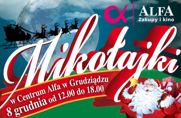Zabawa Mikołajkowa w Alfie 08.12.2012