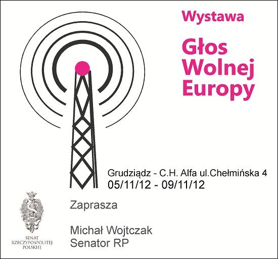 """Wystawa """"Głos Wolnej Europy"""" w Alfie"""