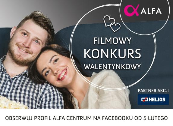 Filmowy Konkurs Walentynkowy