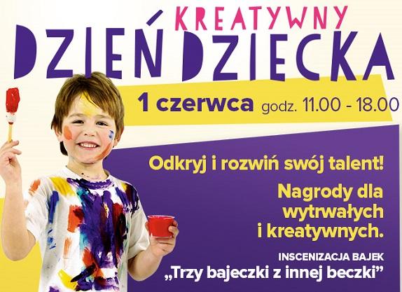2014.06.01 Kreatywny Dzień Dziecka