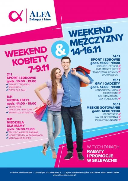 7-9.11 Weekend Kobiety