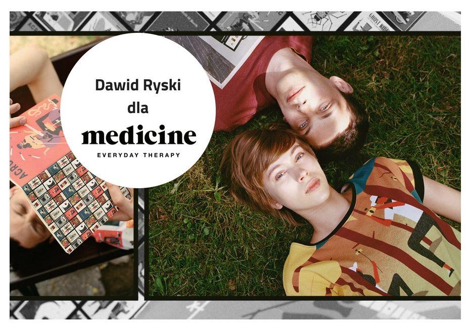 Retro powraca – Dawid Ryski dla Medicine
