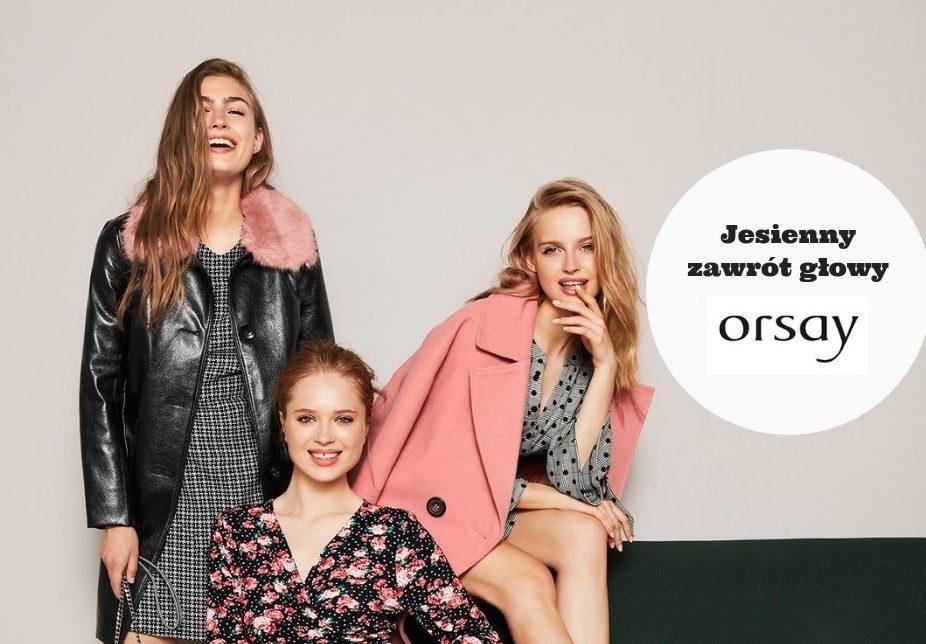 Jesienny zawrót głowy z Orsay!