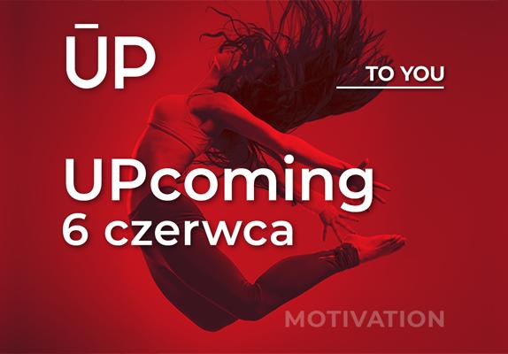 Ponowne otwarcie klubu fitness UP!