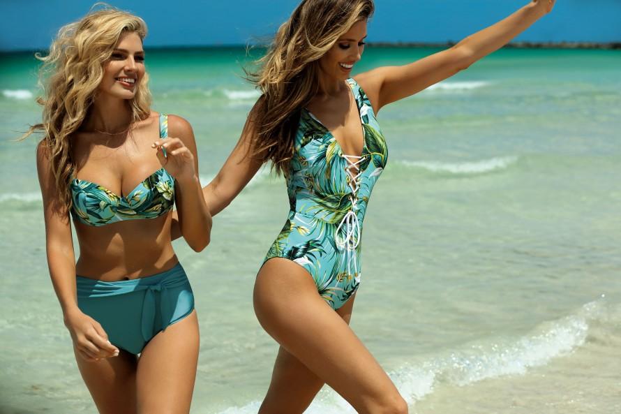 Moda plażowa dla każdej sylwetki – czyli od bikini do tankini